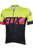 Fox Ascent Jersey korte mouwen Heren geel